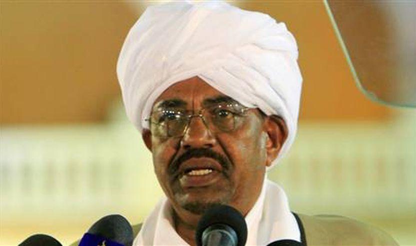 Kryetari i Sudanit Omar al - Bashir