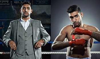 Kampioni i boksit, muslimani anglez, Amir Khan