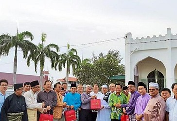 Muslimanët dhe të Krishterët malazianë bashkë në Ramazan