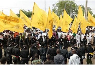 Mitingje për Ditën Ndërkombëtare të El-Kudsit, Jerusalemit, në Nigeri