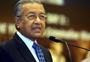 Ish-Kryeministri i Malajzisë, Mahathir Muhammed