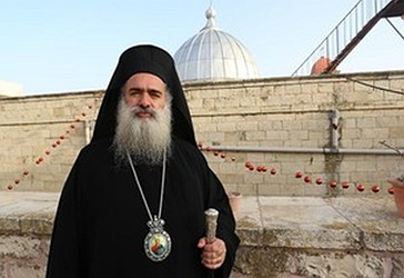 Kryepeshkopi Ortodoks Grek, Atallah Hanna