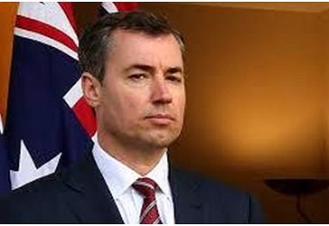 Ministri i Drejtësisë i Australisë, Michael Keenan