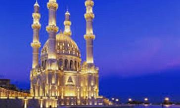 Xhamia Hajdar në Baku, Azerbajxhan