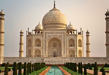 Taxh Mahal, xhevahir i artit musliman në Indi