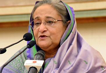 Kryeministresha e Bangladeshit, Sh. Hasina