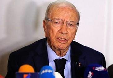Kryetari i Tunizisë, Bexhi  Caid Essebsi