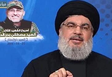 Udhëheqësi i Lëvizjes së Rezistencës 'Hizbullah' , Sejjid Hassan Nasrallah