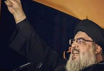 Sekretari i Përgjithshëm i Hizbullahut  Sejjid  Hassan Nasrallah