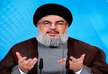 Sekretari i Përgjithshëm i Hizbullahut, Hirësia e Tij  Sejjid Hassan Nasrallah