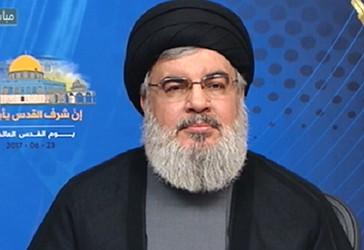 Sekretari i Përgjithshëm i Hizbullahut,  Sejjid Hassan Nasrallah