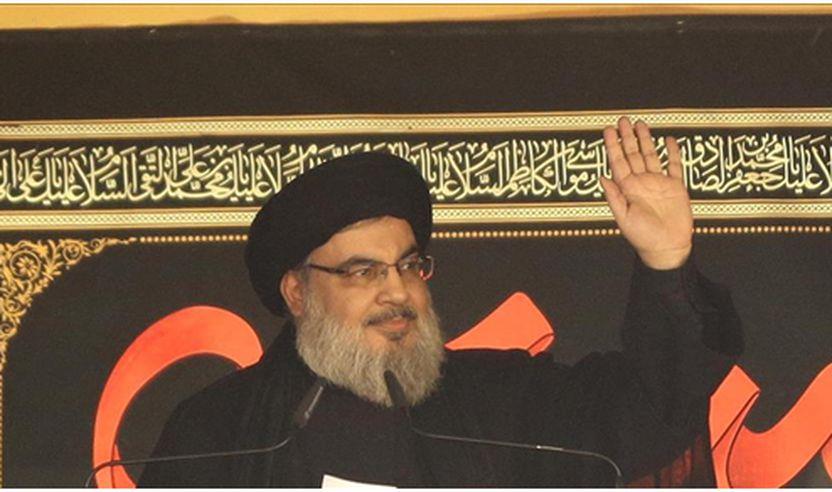 Sekretari i Përgjithshëm  i  'Hizbullahut'  Hassan Nasrallah