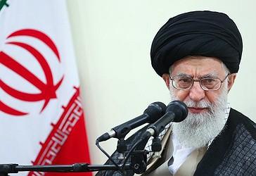 """Me rasti e """"Javës së Qeverisë"""", Lideri i Revolucionit Islamik, Ajetullah Seid Ali Hamanei ka pranuar të takohet sot para dreke me Presidentin Hasan Ruhani të shoqëruar nga Këshilli i Ministrave."""