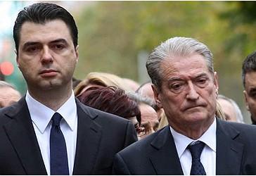 Lulzim Basha, kryetari aktuali Partisë Demokratike, për jashtoi pak ditë më parë nga Grupi Parlamentar i Partisë, ish-liderin historik Sali Berisha.